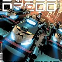 Judge Dredd Megazine #422