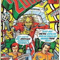Журнал 2000 AD #0033