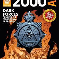 Журнал 2000 AD #1739