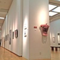 福岡アジア美術館での造形作品展示