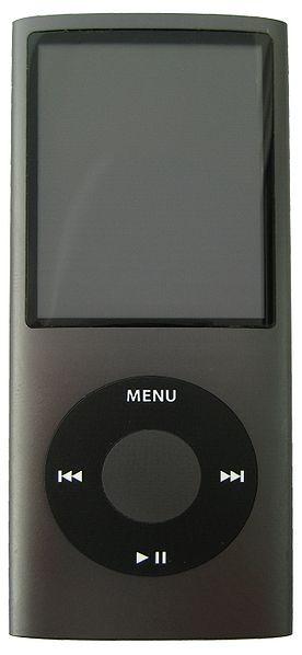 Quatrième génération iPod nano