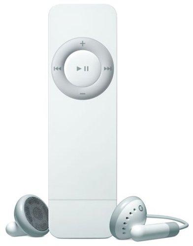 Nouveau iPod shuffle