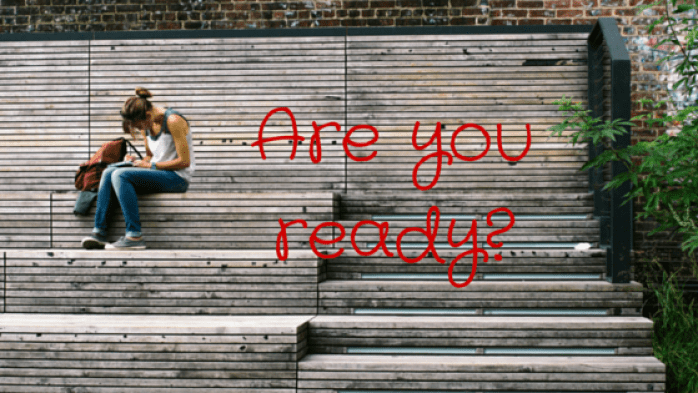 Are you ready-