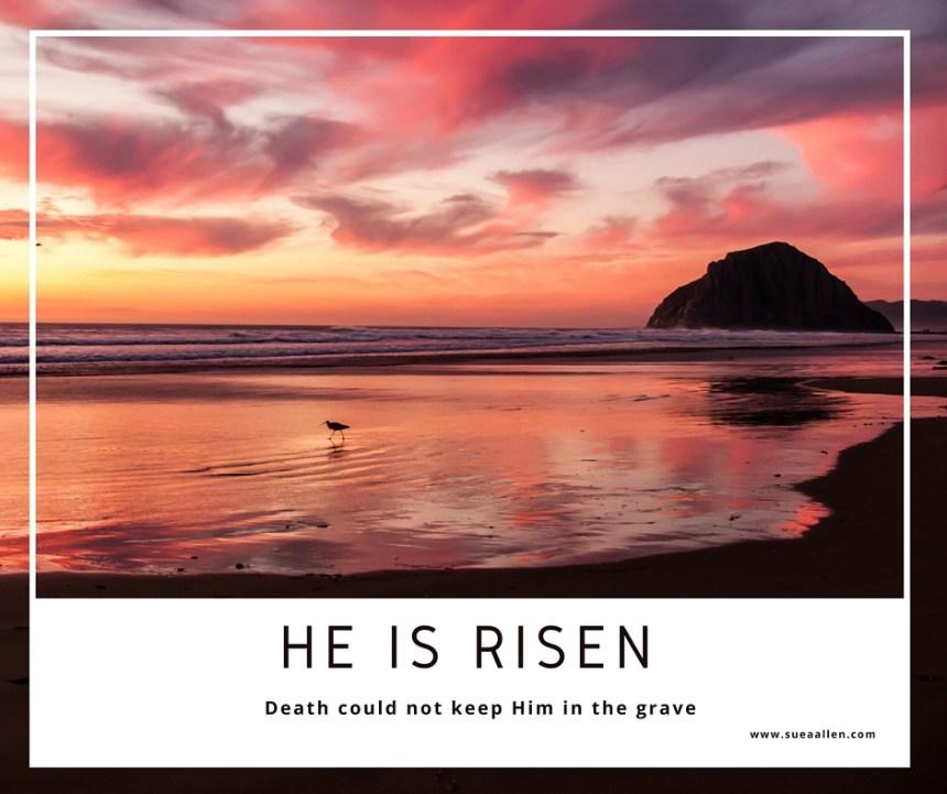HE IS RISEN (1)