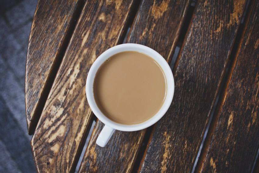 How do I Keep Up? When Its A Two Cup Coffee Kind of Day
