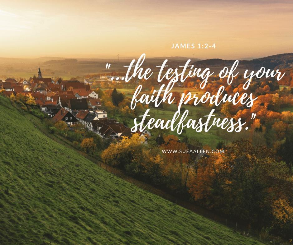 The Testing of Faith