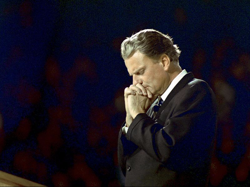 Billy Graham and The Power of a Personal Testimony
