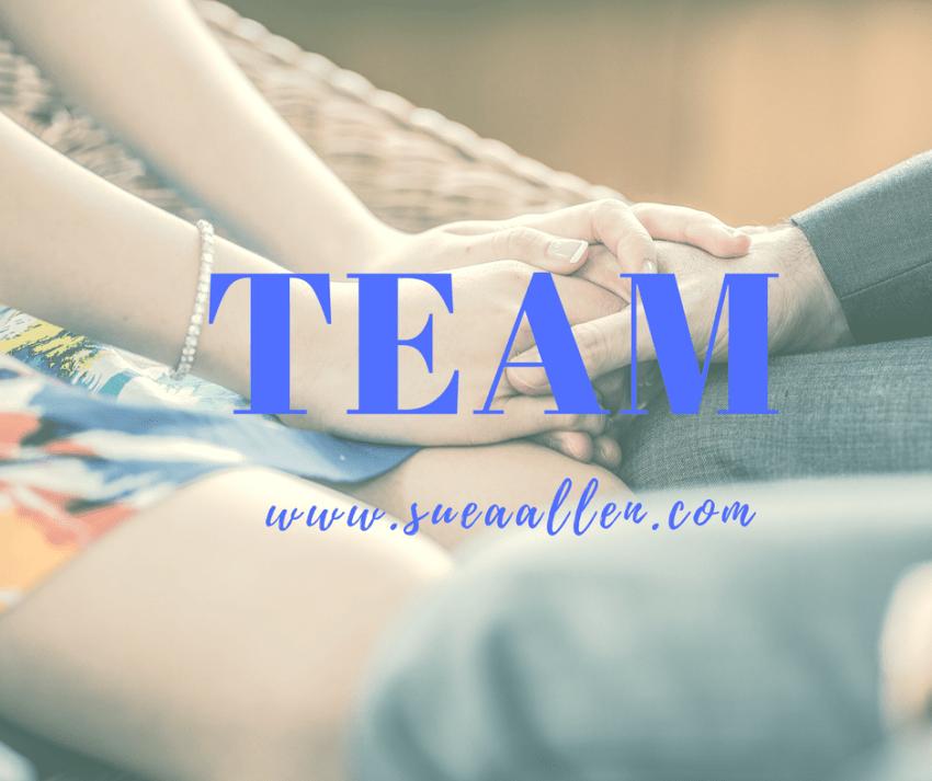 Spiritual Leadership Requires Teamwork