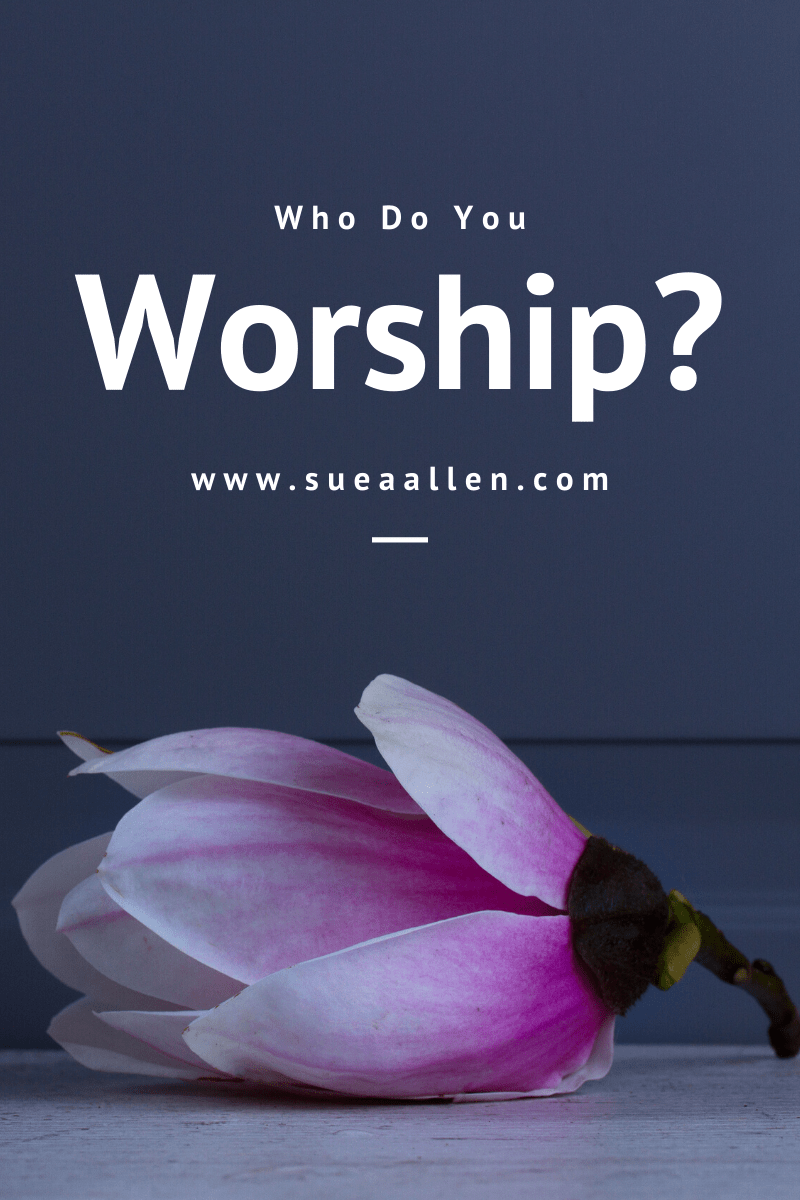 Who (or What) do you worship?