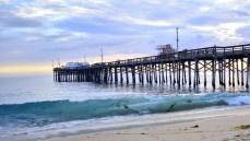 Newport Beach Pier as Subject (5)