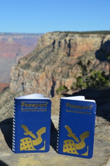 National Parks Passports