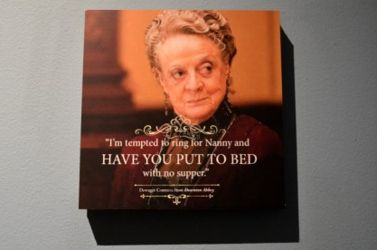 Dowager Countess Quotes (1)