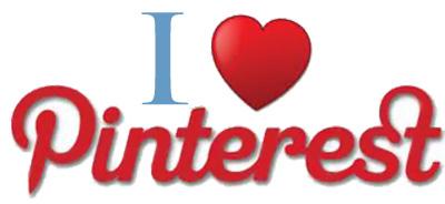 I heart Pinterest