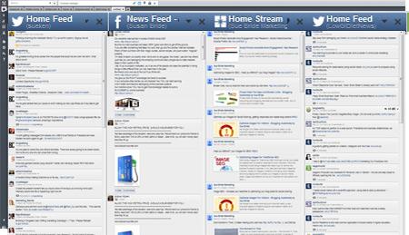 Hootsuite Social Streams