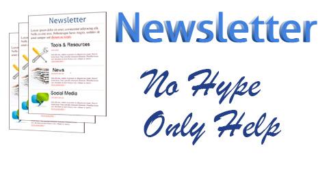 Newsletter Subscribe Help Tips Social Media News