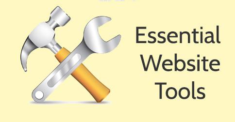 Essential Website Tools