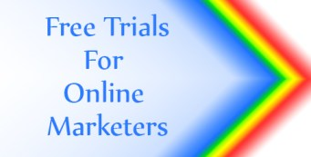 Free Trials for Online Marketers