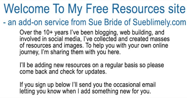 Free Resources Site Information