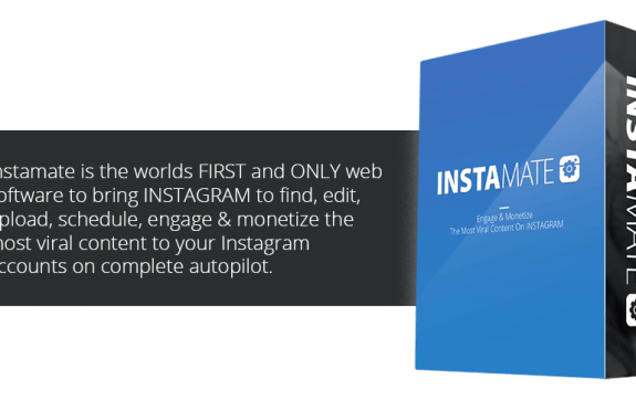 Instamate Instagram for computer software