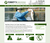 Tennity's Guide Service & Fishing Charters