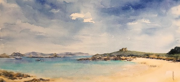 Tranquil Tresco SOLD