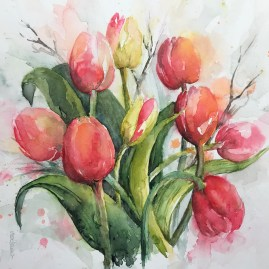 Tulipimania