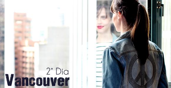 Vancouver:: 2° Dia – Gastown
