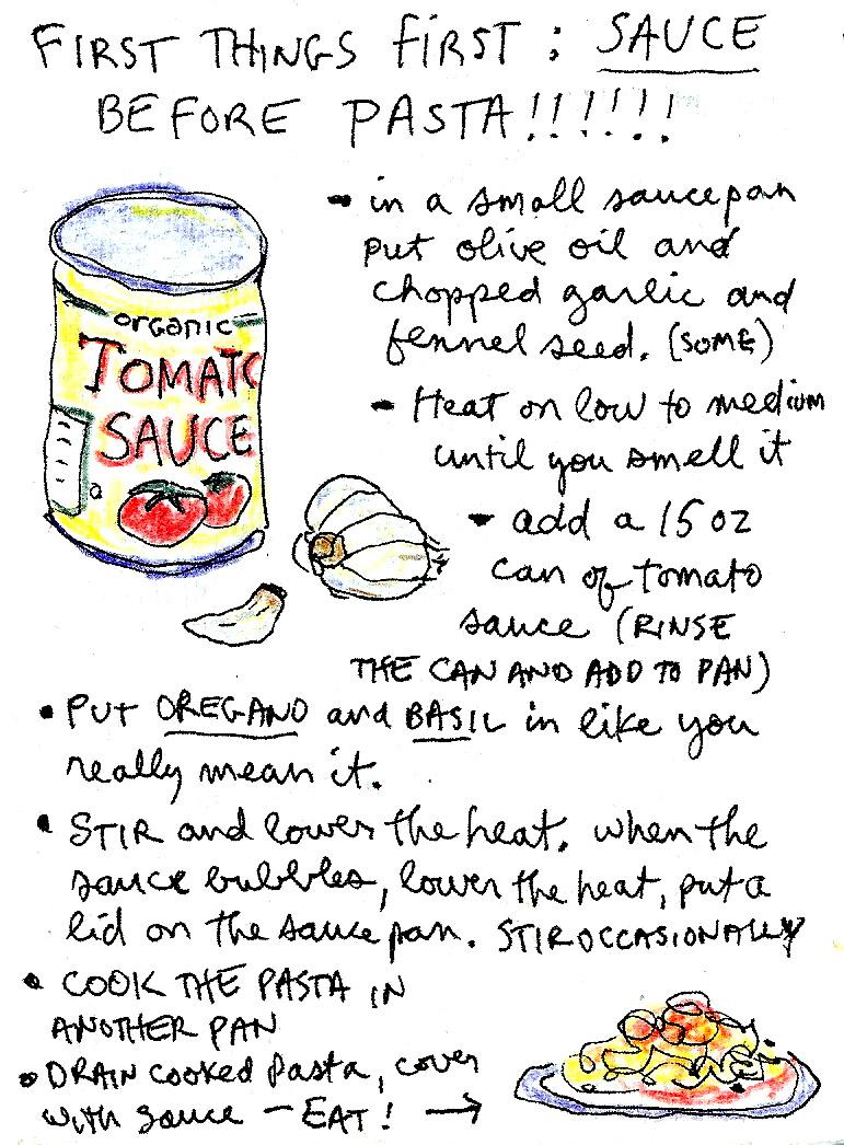 TomatoPastaSauce