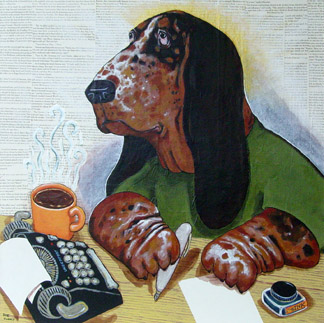 Pup Fiction by Sue Clancy