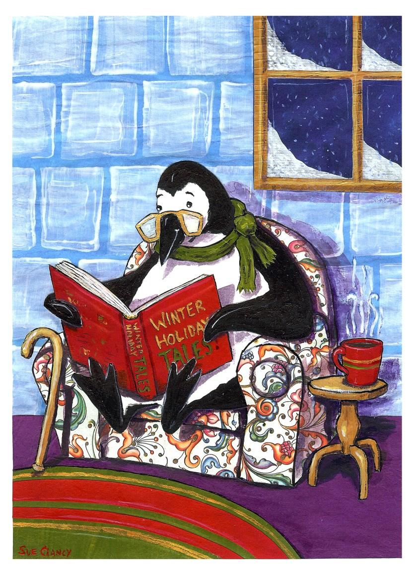 PenguinHoliday