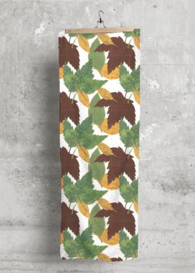 Scarf with a design by Sue Clancy http://shopvida.com/collections/sue-clancy