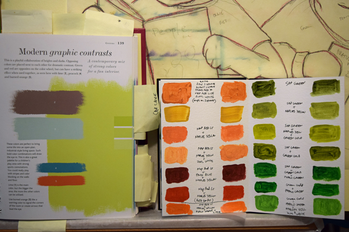 ColorPaletteBlends