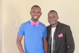 Otene Ogwuche and Su'eddie