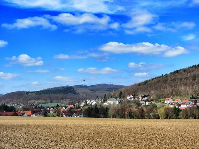 Fast zu Hause, Wehrstedt mit Badze im Schlepptau