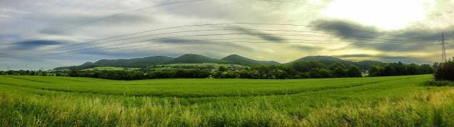 kleines Sieben Berge Panorama