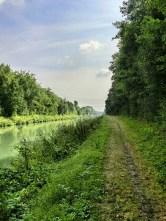 Gras- Schotterwege