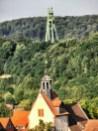 Georgskirche und Schacht I