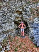 ein Bärenhöhle