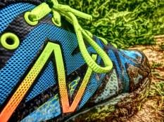 Saubere Schuhe gehen ja gar nicht :-)