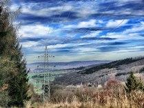 Blick ins Tal nach Wesseln/Klein Düngen