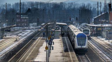 Bahnhof Elze