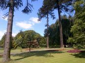 Spectacular gardens around Sewerby Hall