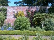 Walled gardens holding the heat in and the elements of the ocean out