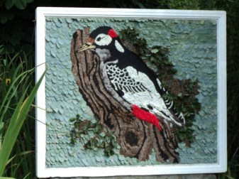 Woodpecker.. My Nephew designed this particular one.