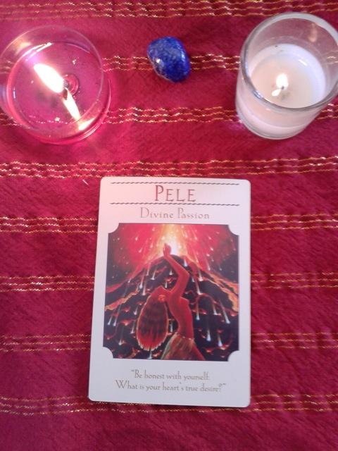 Pele – My Goddess Stalker