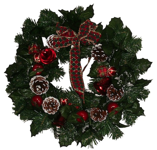 Pick Your Message! Today's Symbolic Study: The Christmas Wreath