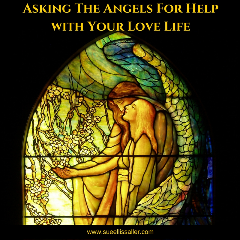 Asking The Angels For Help with Your Love Life
