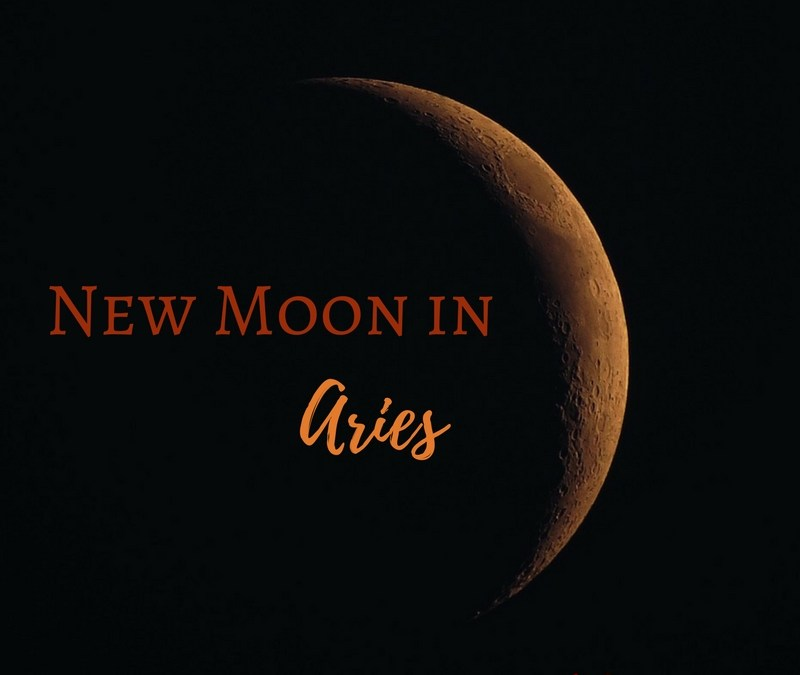 New Moon In Aries – Get Ready To Create Change