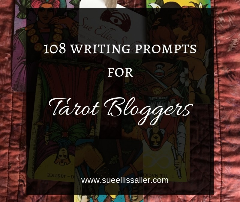 108 Blog Post Ideas For Tarot Bloggers
