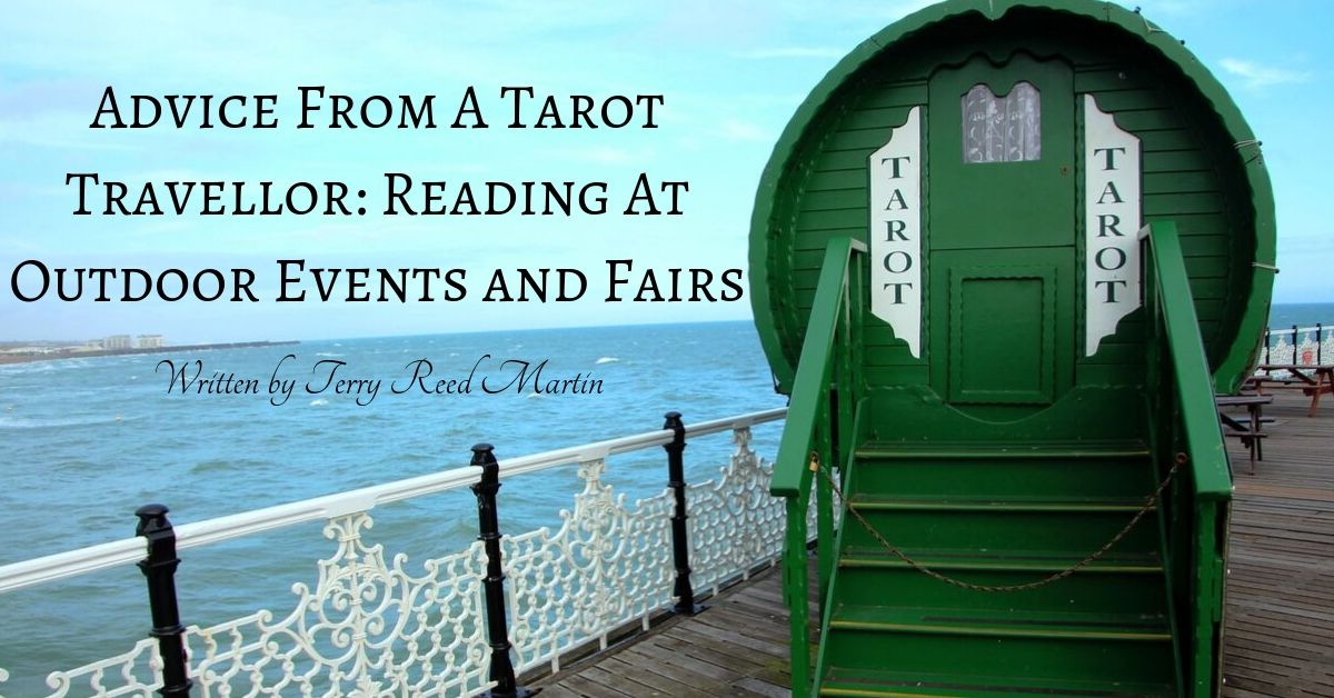 Travelling With Tarot